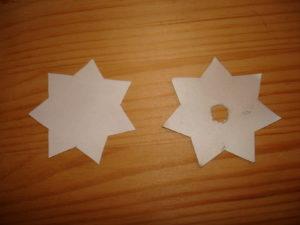 шаблоны звездочка канзаши своими руками бантики мастер класс