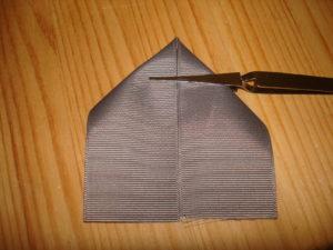 школьные банты из репсовых лент